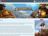 indiegala平台《Deponia》游戏免费领取